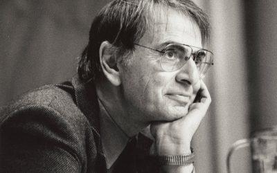Carl Sagan's Mr. X