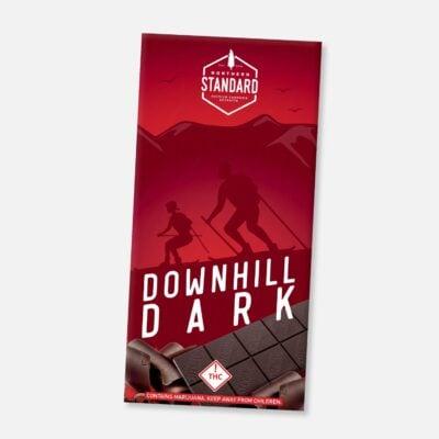 Downhill Dark: Chocolate Edible (THC)