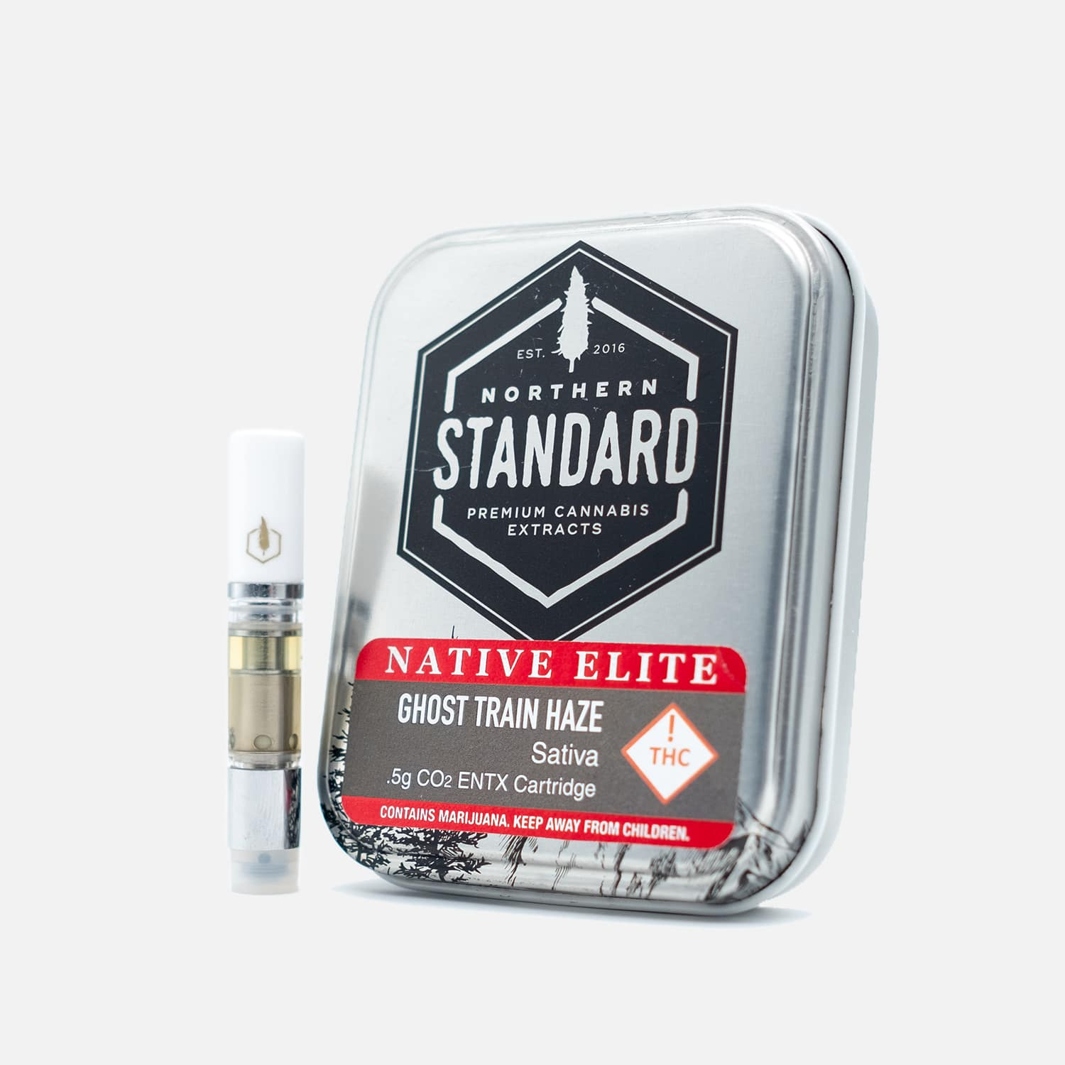 Ghost Train Haze – 0.5g Cart