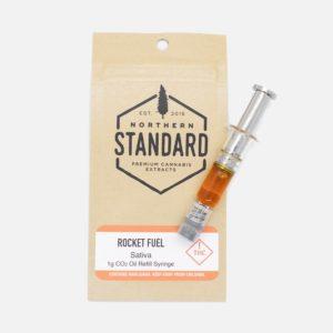Rocket Fuel - 1g CO2 Sativa Refill Syringe