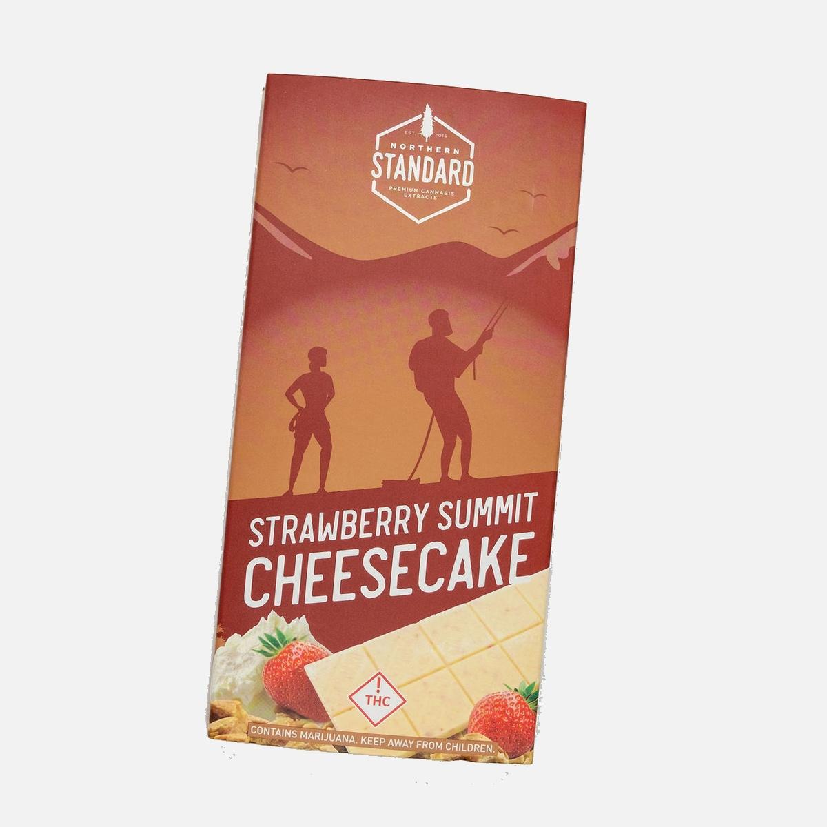 THC Edible Chocolate Bar