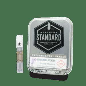 Bordeaux Lavender-0.5g Cart