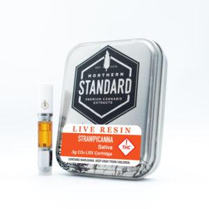Live Resin CO2 THC