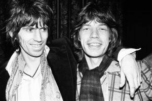 Jagger Richards Cannabis Arrest