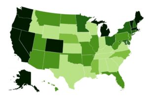 Cannabis Criminalization Map